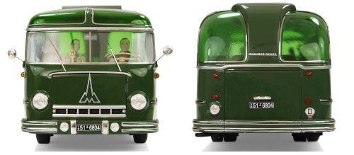 wm 1954 magirus-deutz buses