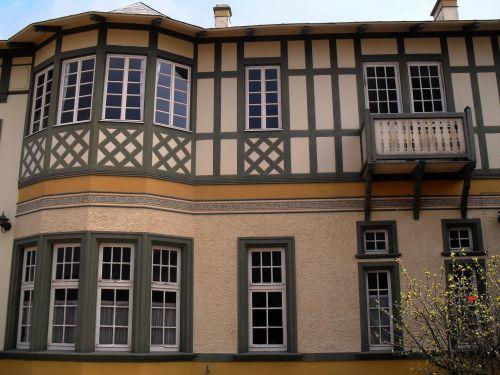 Woermann House Facade, Swakopmund