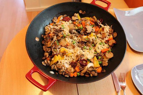 wok cook asia