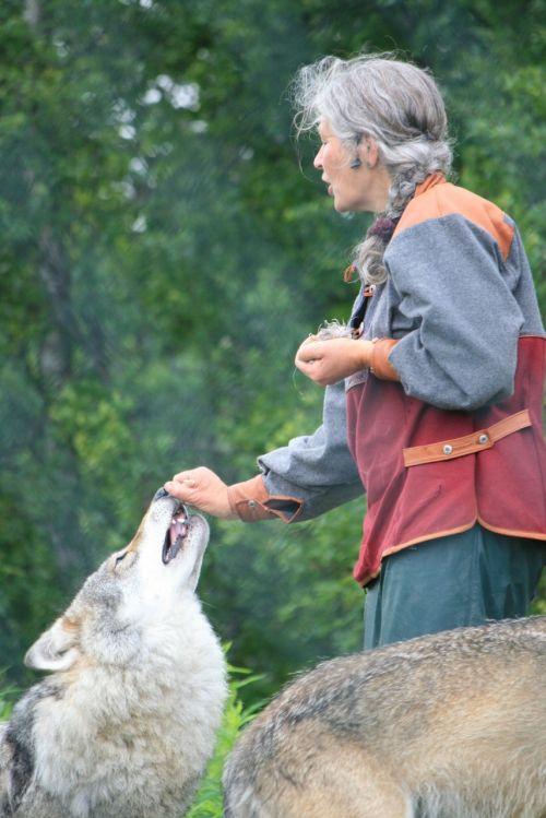 wolf nature farm