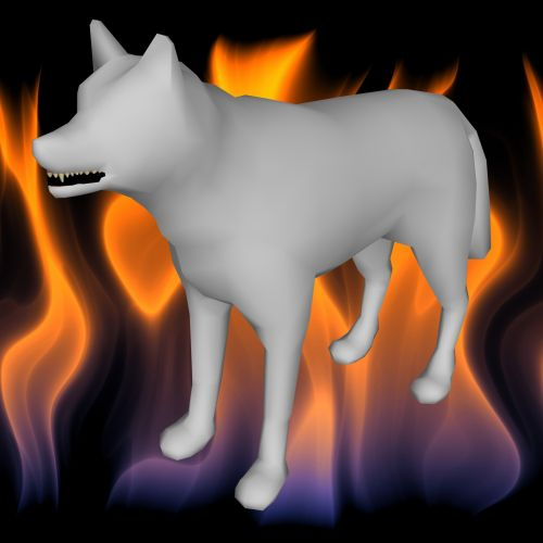 Wolf Ghost