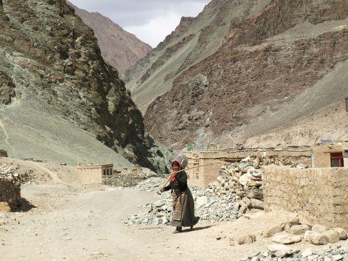 india woman ladakh