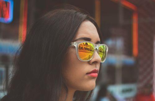 woman sunglasses eyewear