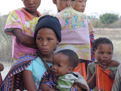 woman children africans