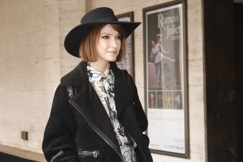 woman fashion new york