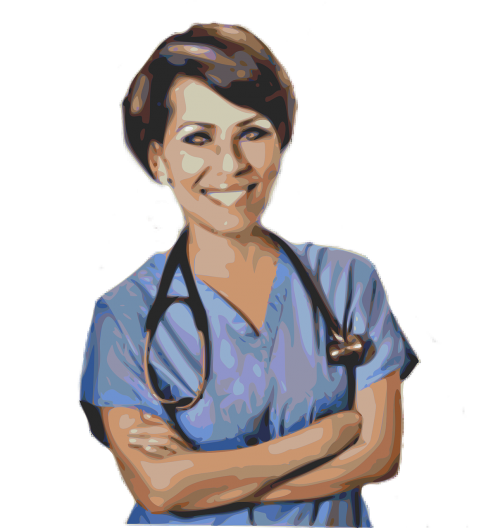woman nurse doctor