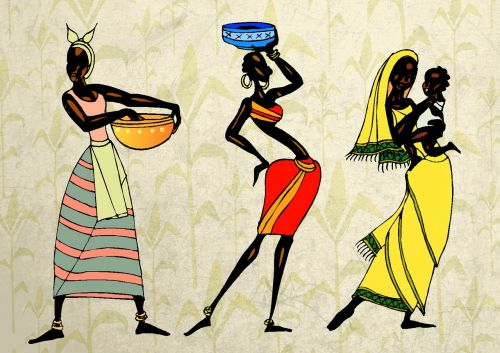woman ethic african