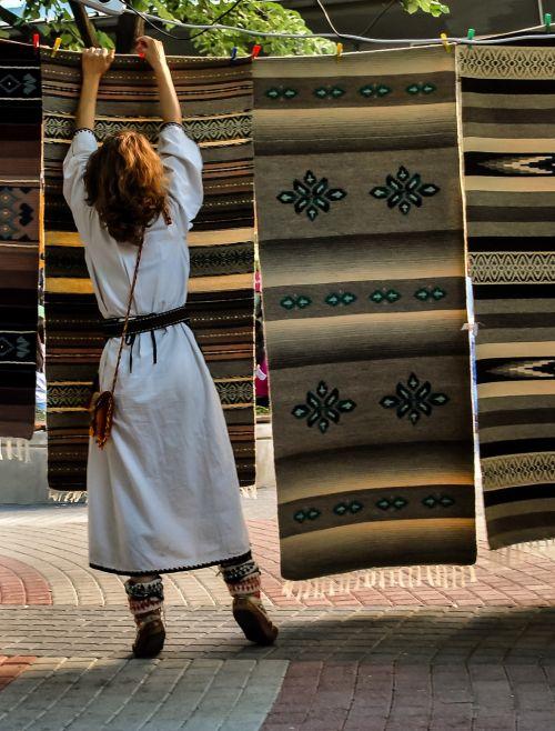 woman hanging bulgaria
