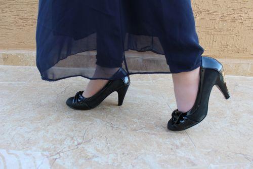 woman heels fashion