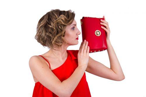 woman handbag haberdashery