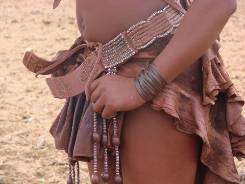 woman himba namibia