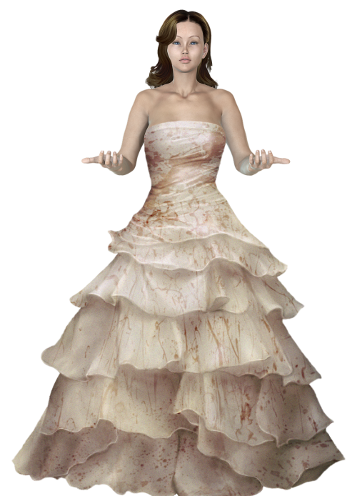 woman dress clothing