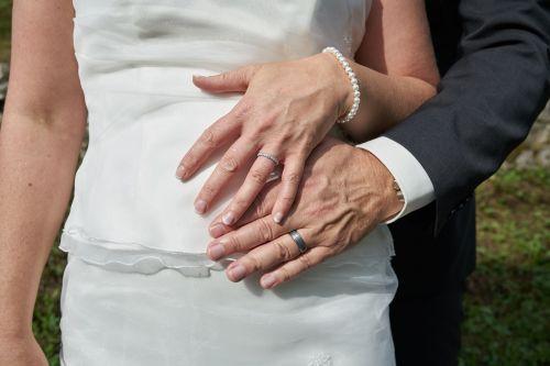 woman man wedding