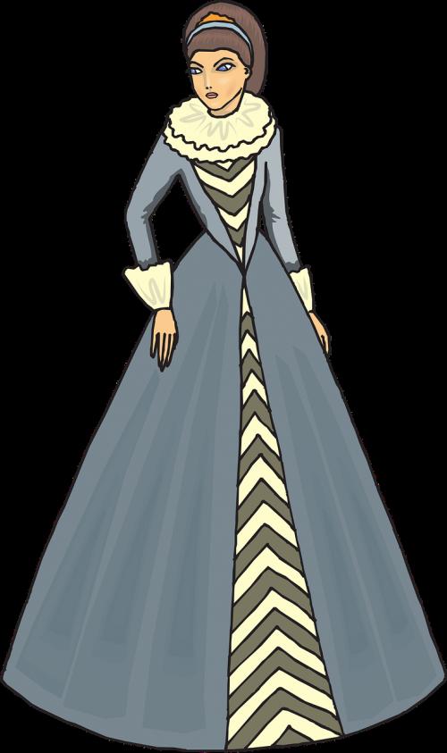 woman 16th century