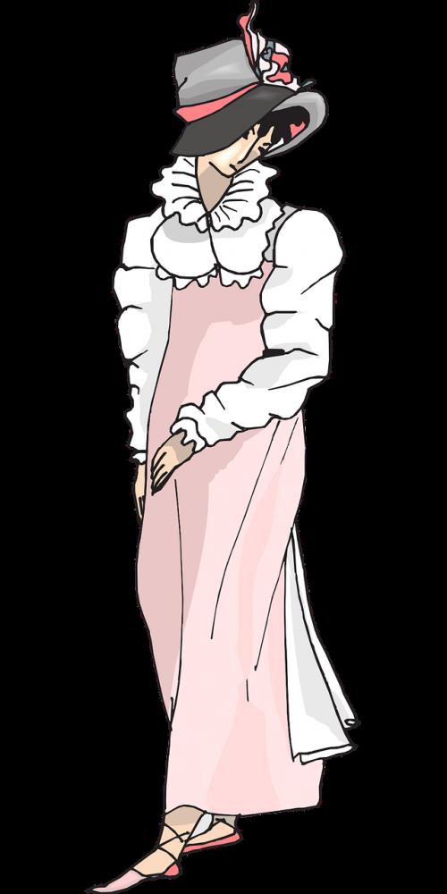woman 19th century