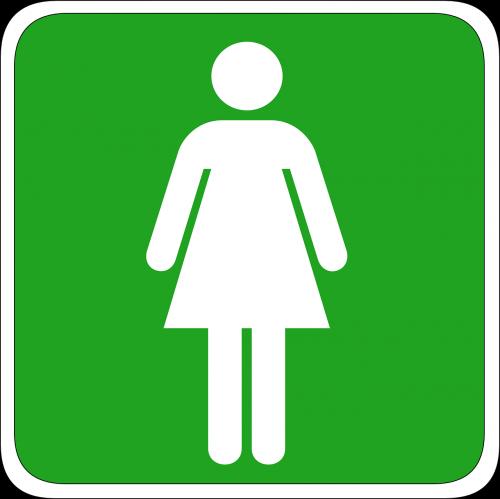 woman toilet ladys