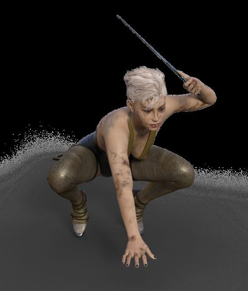 woman defense weapon