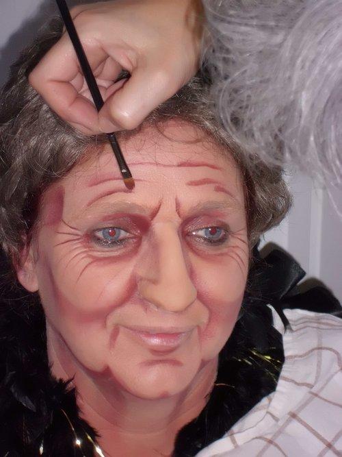 woman  portrait  old
