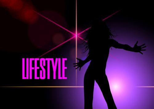 woman dance disco