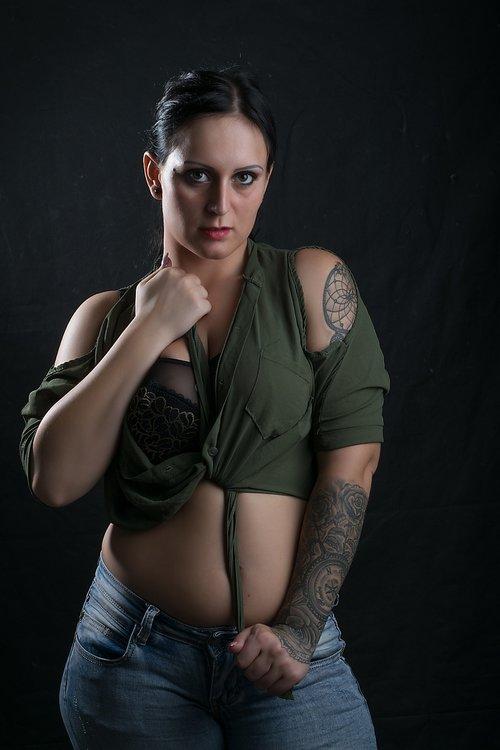 woman  attractive  model