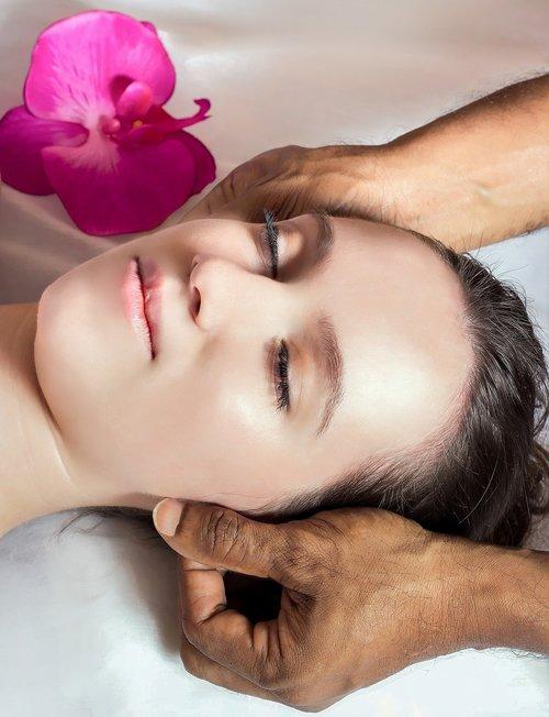 woman  young  massage