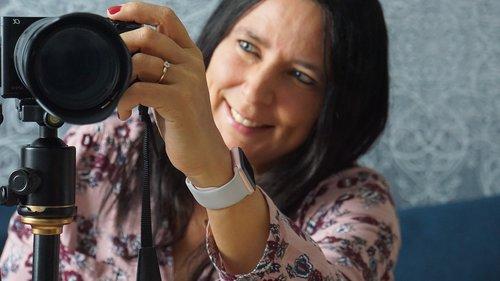 woman  photograph  camera