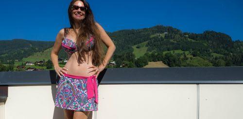 woman tourist travel