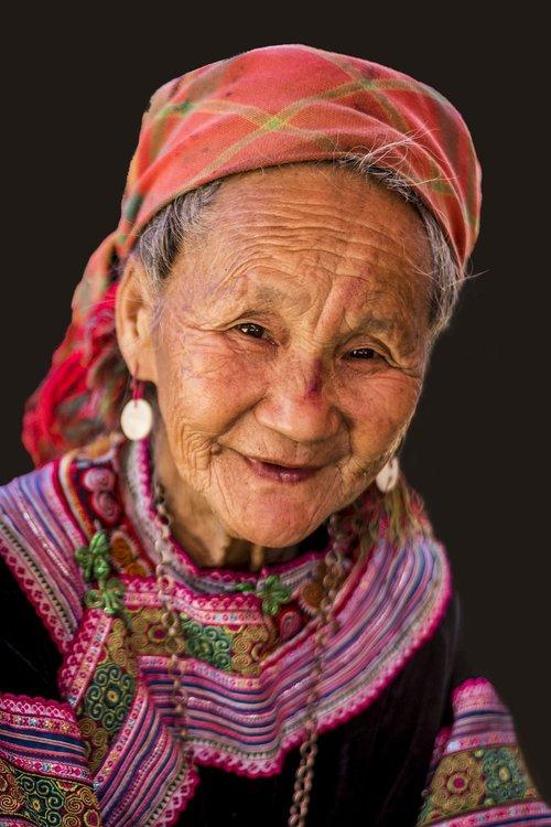 woman  vietnam  tribe