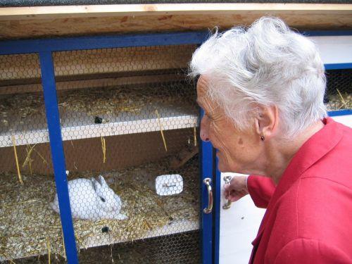 woman old grandma