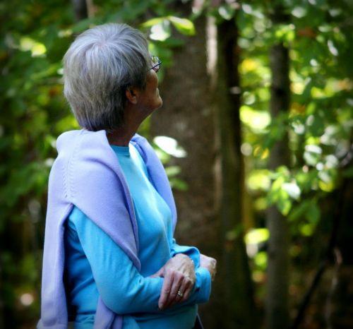 woman female gaze