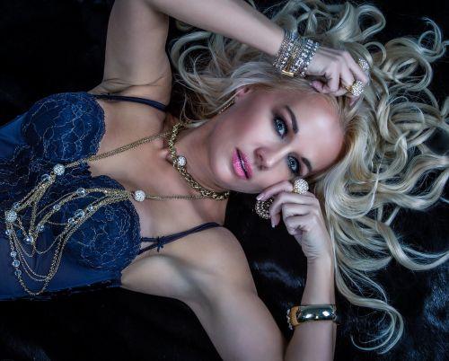 woman model portrait