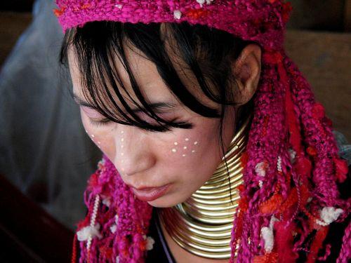 woman girl thailand