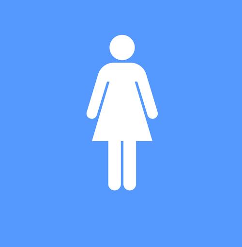 woman icon  icon  icon blue