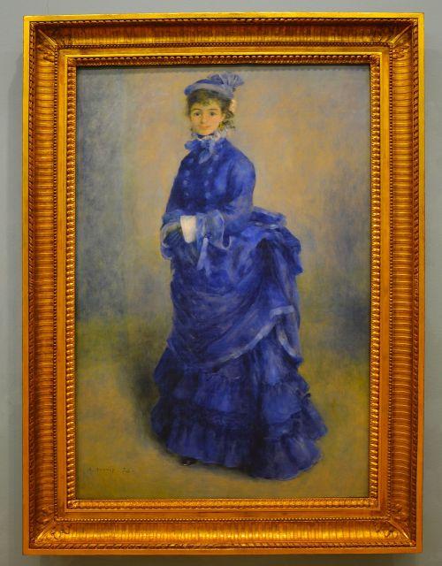 mėlyna moteris,dažymas,mėlynas,spalva,moteris,Moteris,patrauklus,spalvinga,žiūri,dvasinis,enchantress,žvilgsnis,akys,Lady,moteriškas,patrauklus,stebuklinga,nuotrauka,meno kūriniai,drobė,rėmas,menininko tapyba,enchanting,ramus,renoiras