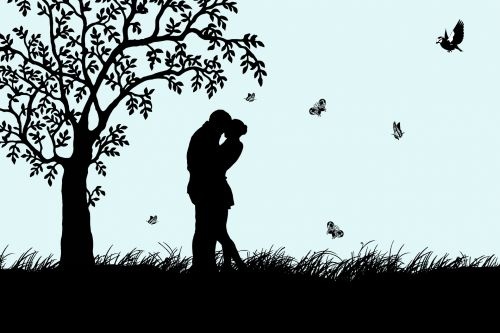 Woman, Man Love Romance