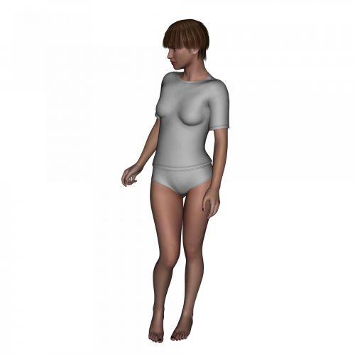 Woman Pose