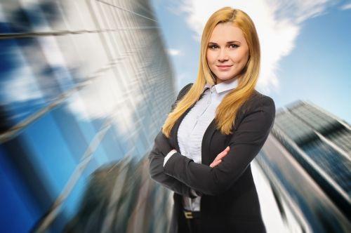 women business attractive