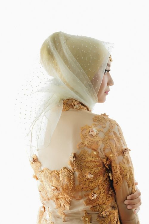 women hijab model