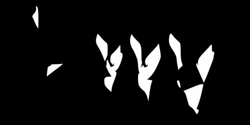 women walking silhouette