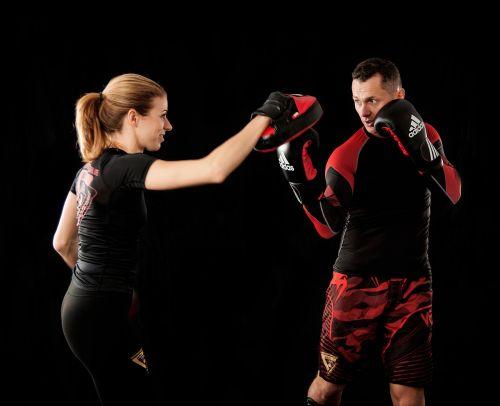 women box boxer