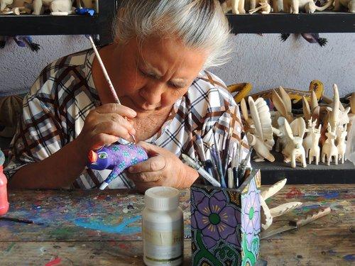 women  worker  craftswoman