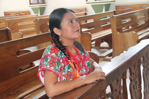 women oaxaca mexico