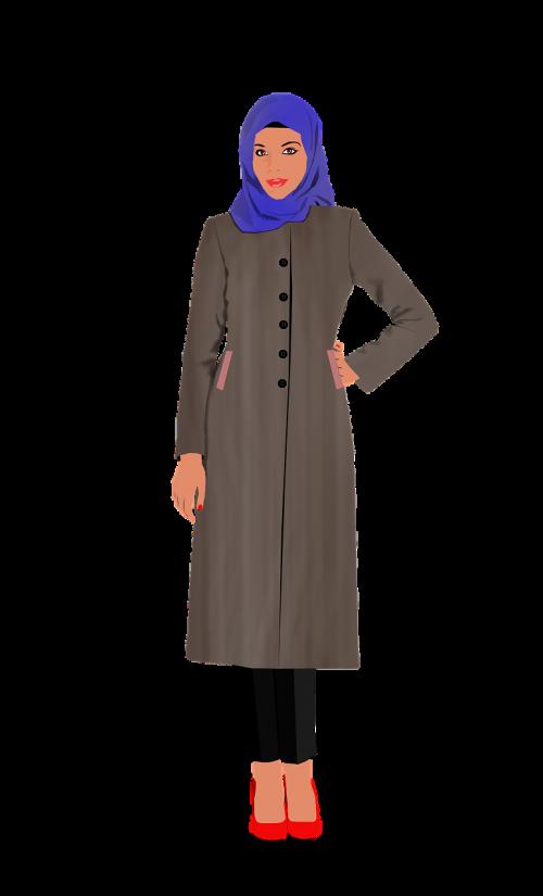 women's hijab muslim