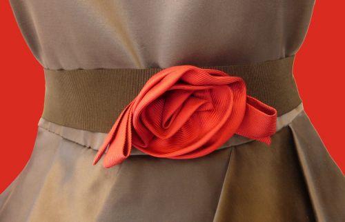 women's fashion elegant red