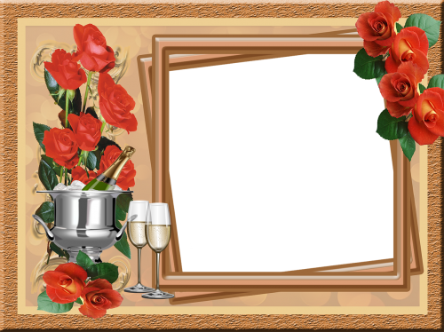 women's holiday photo frame march 8