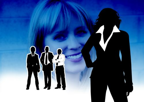 women's movement executive businesswoman