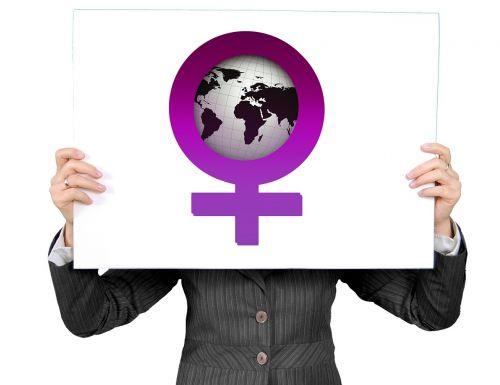 women's power specialist businesswoman