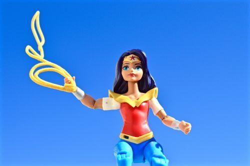 wonder woman superhero lasso
