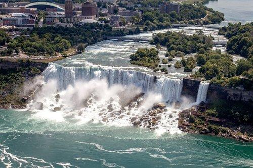 wonders of the world  falls  niagra falls