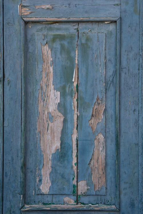 wood paint old